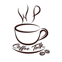 An image of the WP Coffee Talk Logo