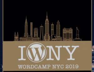 WordCamp NYC 2019